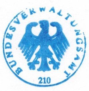 Печать BVA